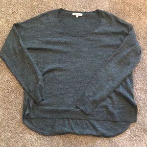Madewell Merino Wool Long Sleeve Top